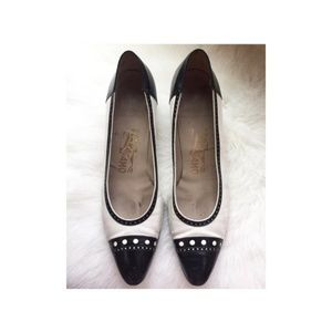 Salvatore Ferragamo Shoes - Vintage Salvatore Ferragamo Heels